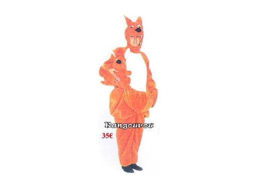 Costume Animaux Mascottes