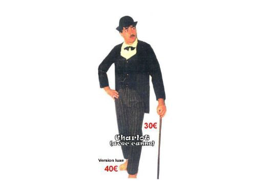 Costume années 1900