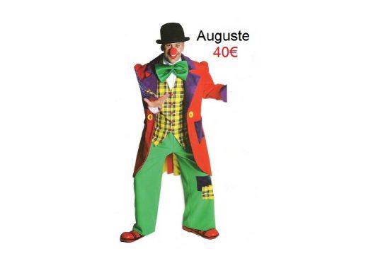 Costume Cirque