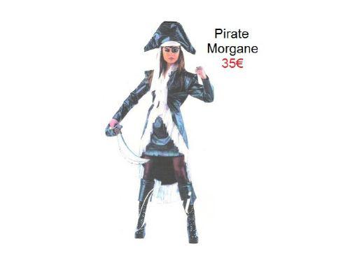 Costume Corsaires et Pirates