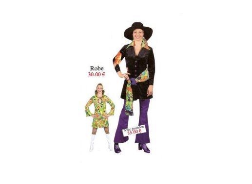 Costume Hippies