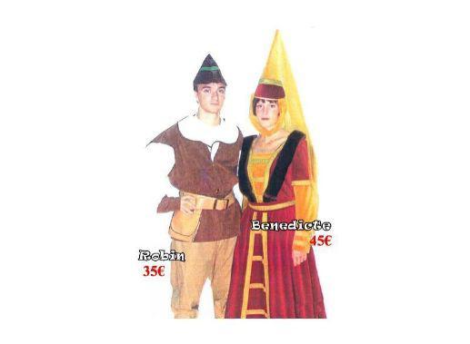 Costume Moyen-Âge Renaissance