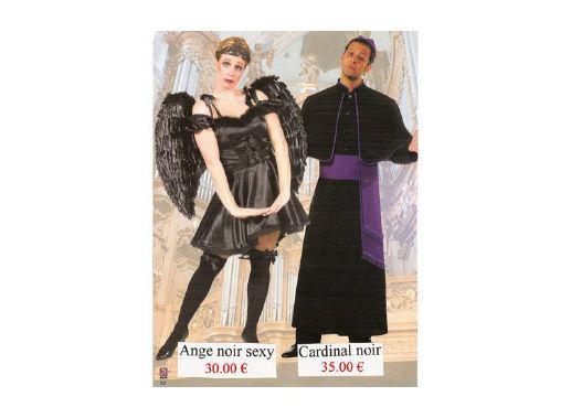 Costume Religion Noêl