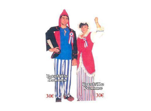 Costume Révolution Napoléon